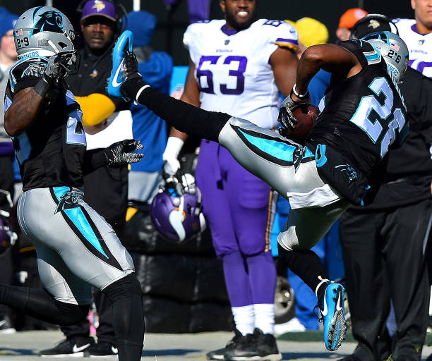 bd9491c6a Minnesota Vikings vs. Carolina Panthers Pictures