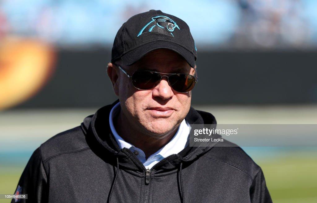 Baltimore Ravens v Carolina Panthers : News Photo