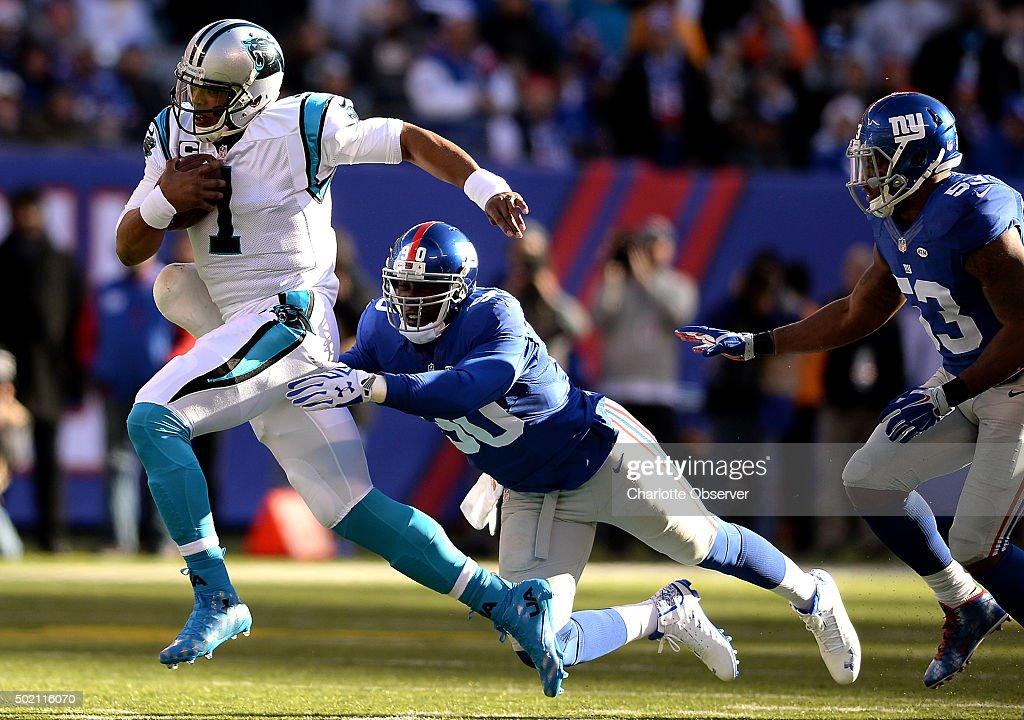 Carolina Panthers quarterback Cam Newton continues to pick ...