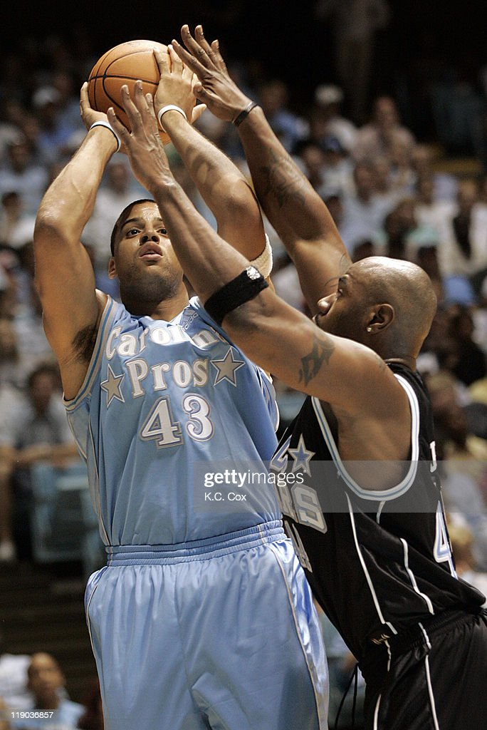 The 4th Annual World's Greatest Alumni Basketball Game - August 27, 2005