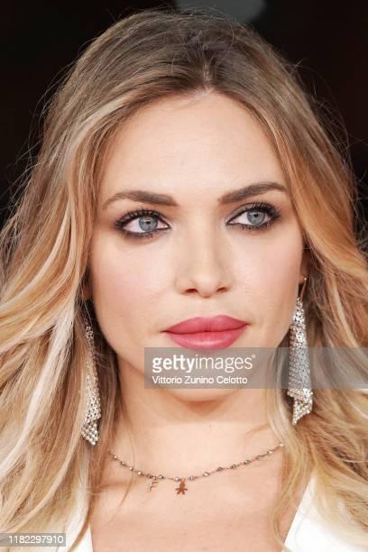 Carolina Rey attends the Il Ladro Di Giorni red carpet during the 14th Rome Film Festival on October 20 2019 in Rome Italy