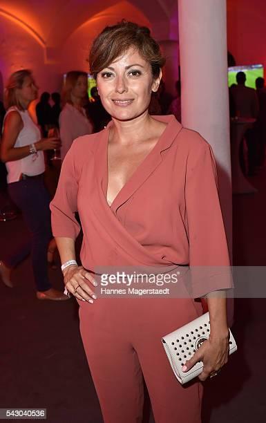 Carolina Vera during the Audi Director's Cut during the Munich Film Festival 2016 at Praterinsel on June 25 2016 in Munich Germany