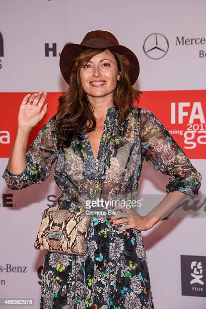 Carolina Vera Squella attends the IFA 2015 Opening Gala on September 3 2015 in Berlin Germany