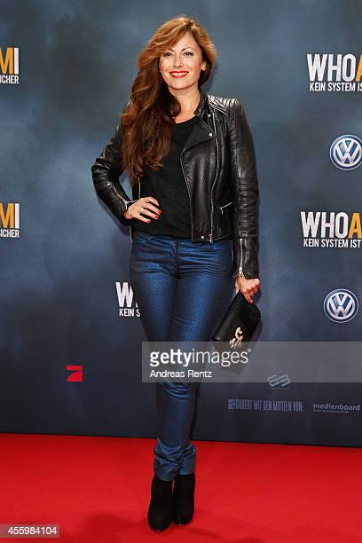 Carolina Vera Squella attends the premiere of the film 'Who am I' at Zoo Palast on September 23 2014 in Berlin Germany
