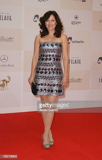 Carolina Vera Squella attends Tribute to Bambi 2011 at the Station on September 23 2011 in Berlin Germany