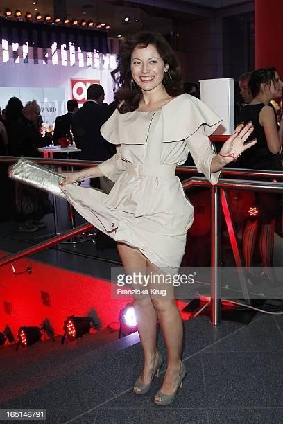 Carolina Vera Squella Beim Ok Style Award In Der Britischen Botschaft In Berlin