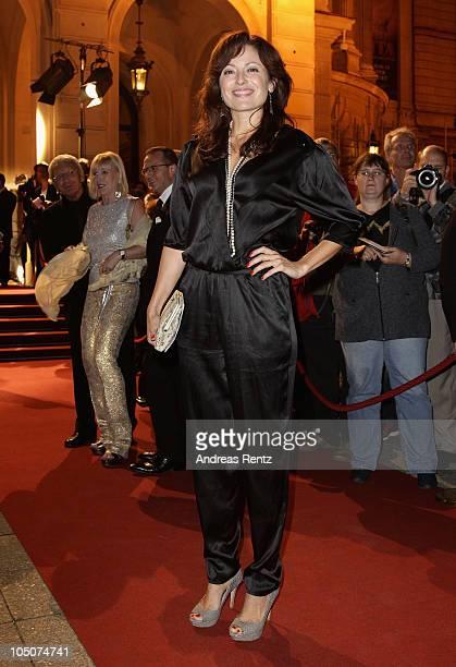 Carolina VeraSquella attends the 'Hesse Movie Award 2010' at the Alte Oper on October 8 2010 in Frankfurt am Main Germany