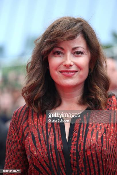 Carolina VeraSquella attends the screening of 'Everybody Knows ' and the opening gala during the 71st annual Cannes Film Festival at Palais des...