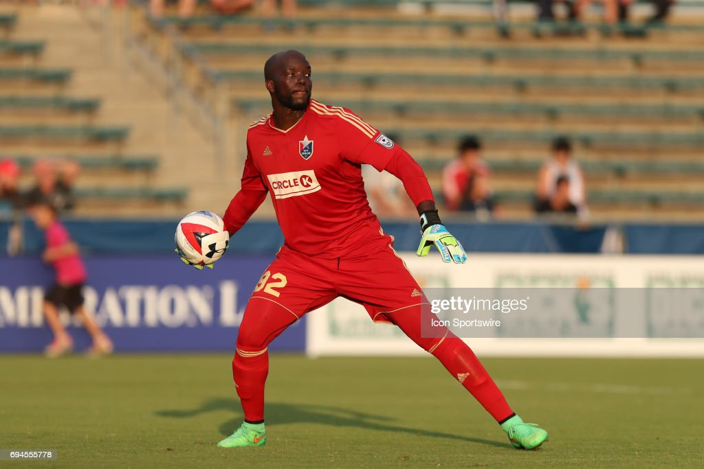 Carolina's Brian Sylvestre. The North Carolina Football Club hosted the Charlotte Independence on May 31, 2017, at Sahlen's Stadium at WakeMed Soccer Park in Cary, NC in a 2017 Lamar Hunt U.S. Open Cup Third Round match. NCFC won the game 4-1.