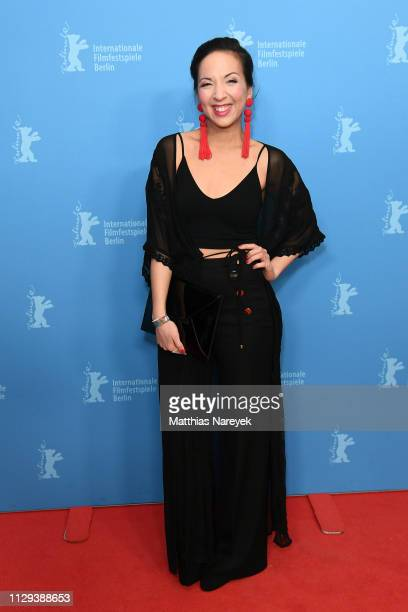Caroline Adler attends the 8 Days premiere during the 69th Berlinale International Film Festival Berlin at Zoo Palast on February 13 2019 in Berlin...