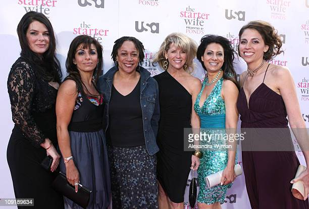 Caroline Alexander Maggie LaVay S Epatha Merkerson Kimberly Bearden Debbie Gisonni and Deb Cohen