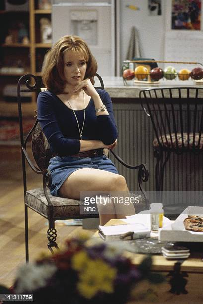 CITY 'Caroline and the Gay Art Show' Episode 3 Aired 10/5/95 Pictured Lea Thompson as Caroline Duffy Photo by Mike Ansell/NBCU Photo Bank