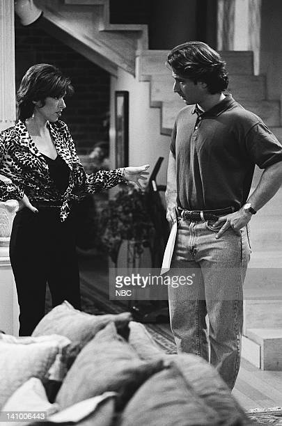 CITY 'Caroline and the Opera' Episode 7 Aired 11/9/95 Pictured Amy Pietz as Annie Viola Spadaro Eric Lutes as Del Cassidy Photo by Mike Ansell/NBCU...