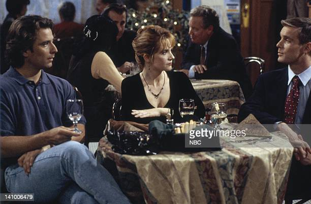 CITY 'Caroline and the Opera' Episode 7 Aired 11/9/95 Pictured Eric Lutes as Del Cassidy Lea Thompson as Caroline Duffy Peter Krause as Peter...