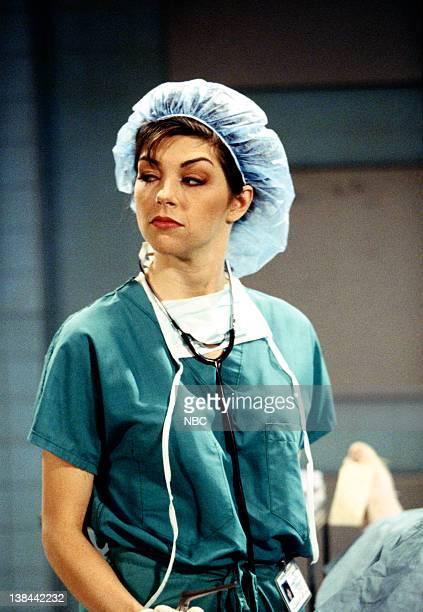 CITY Caroline and the Wayward Husband Episdoe 25 Air Date Pictured Amy Pietz as Annie Viola Spadaro