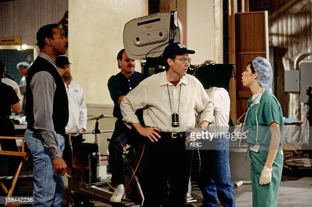 CITY Caroline and the Wayward Husband Episdoe 25 Air Date Pictured Julius Carry as Reggie Boyd Gaines as Jerry Amy Pietz as Annie Viola Spadaro