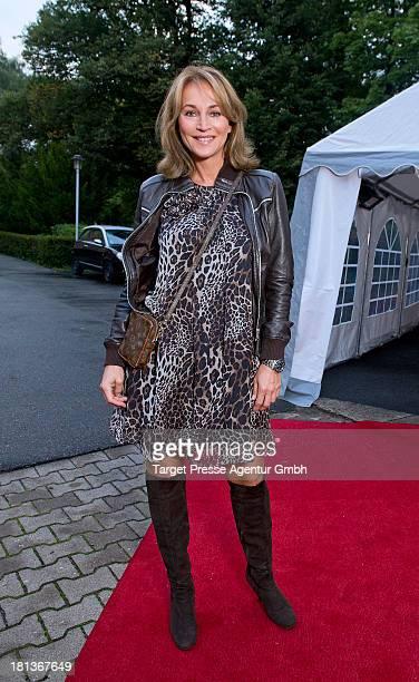 Caroline Beil attends the 'Fest der Eleganz und Intelligenz' at Villa Siemens on September 20 2013 in Berlin Germany