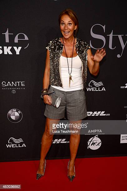 Caroline Beil attends the Michalsky Style Night at Tempodrom on July 11 2014 in Berlin Germany