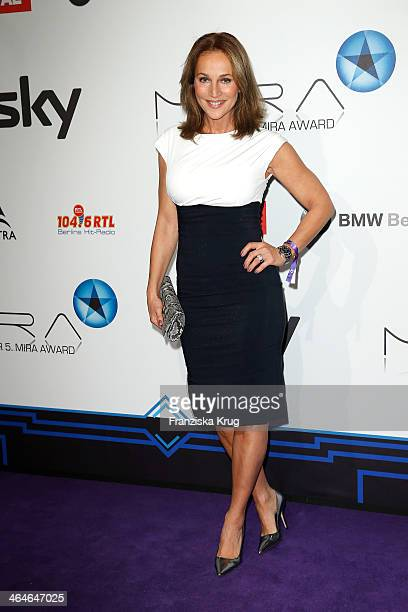 Caroline Beil attends the Mira Award 2014 on January 23 2014 in Berlin Germany