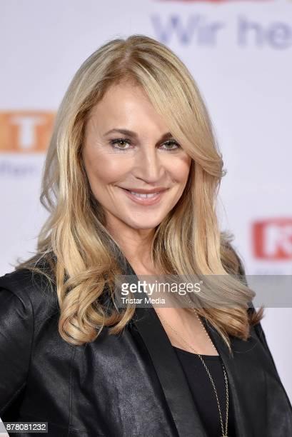 Caroline Beil attends the RTL Telethon 2017 on November 23 2017 in Huerth Germany