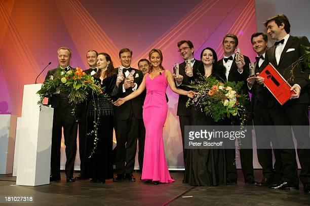 Caroline Beil Caroline Rebmann Friedhelm Paul Philippe Lacoste Andreas Sistig Steffen Seifart Muriel Portier FiFi Award Frankfurt/Main...