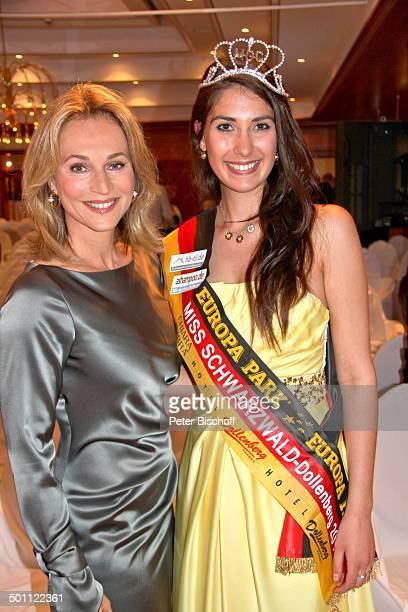 Caroline Beil Melanie Schmitteckert Verleihung SPA Diamond 2013 Hotel Dollenberg Bad PeterstalGriesbach BadenWürttemberg Deutschland Europa...