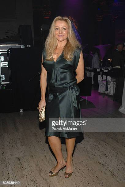 Caroline Berthet attends La Dolce Vita Event in Aid of The Sarah Ferguson Foundation at Cipriani Wall Street on November 1 2007 in New York City