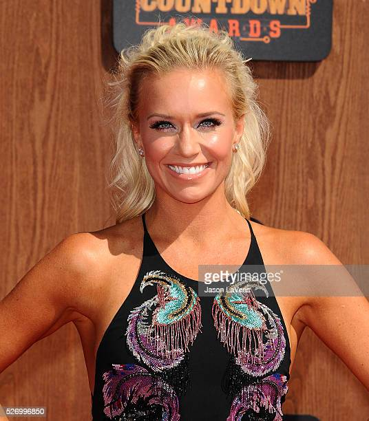 Caroline Boyer attends the 2016 American Country Countdown Awards at The Forum on May 01 2016 in Inglewood California