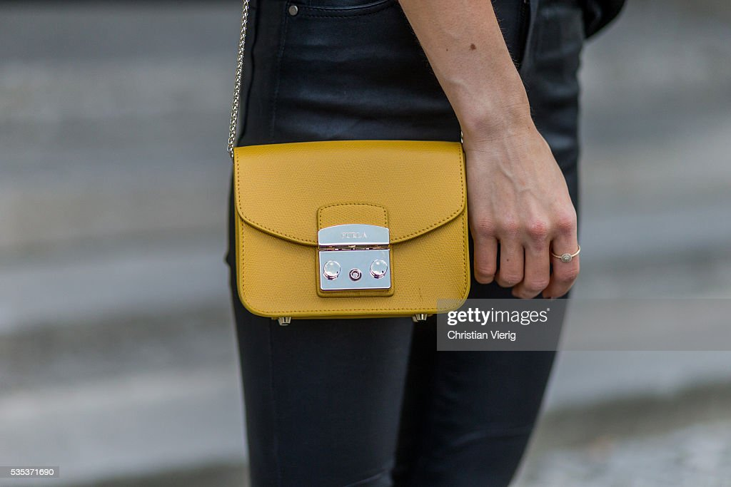 Street Style In Berlin - May, 2016 : News Photo