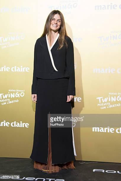 Caroline Castigliano attends the Marie Claire Prix de la Moda 2015 at the Callao cinema on November 19 2015 in Madrid Spain