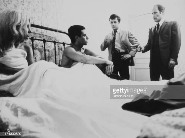 Caroline Cellier Amidou in La Vie l'Amour la Mort 1968