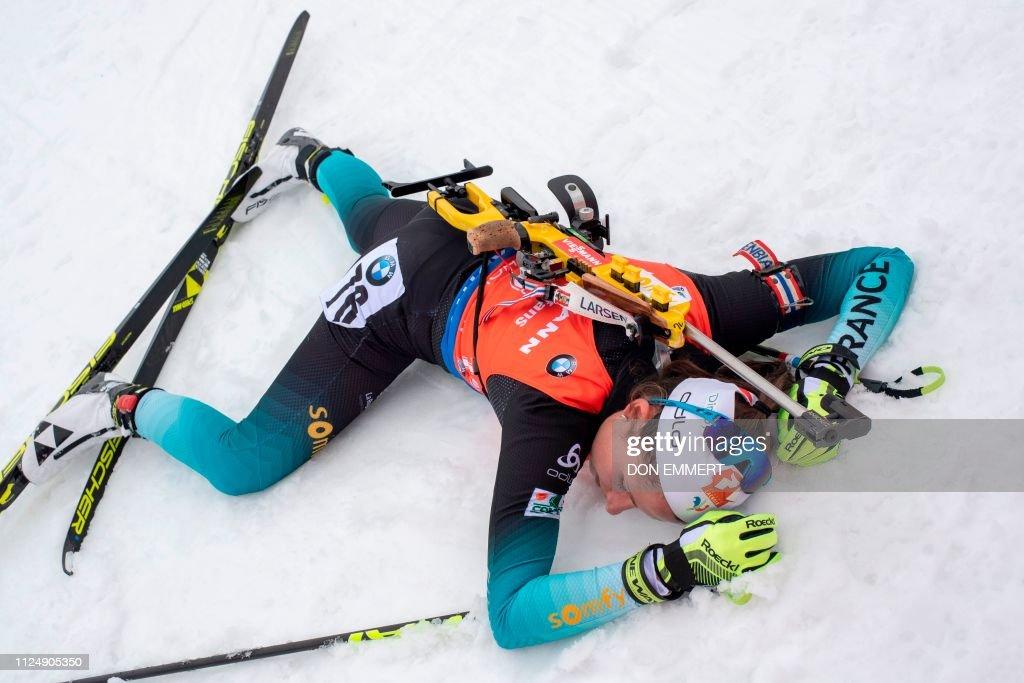UT: IBU Biathlon World Cup - Women 7.5km Sprint