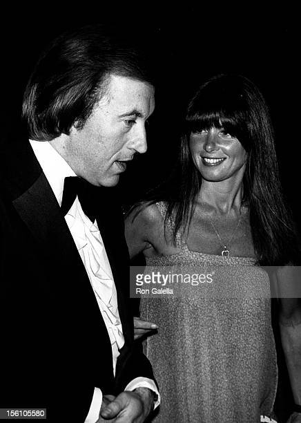 Caroline Cushing and David Lurt attending Eighth Annual NAACP Image Awards on April 24 1977 at the Century Plaza Hotel in Century City California