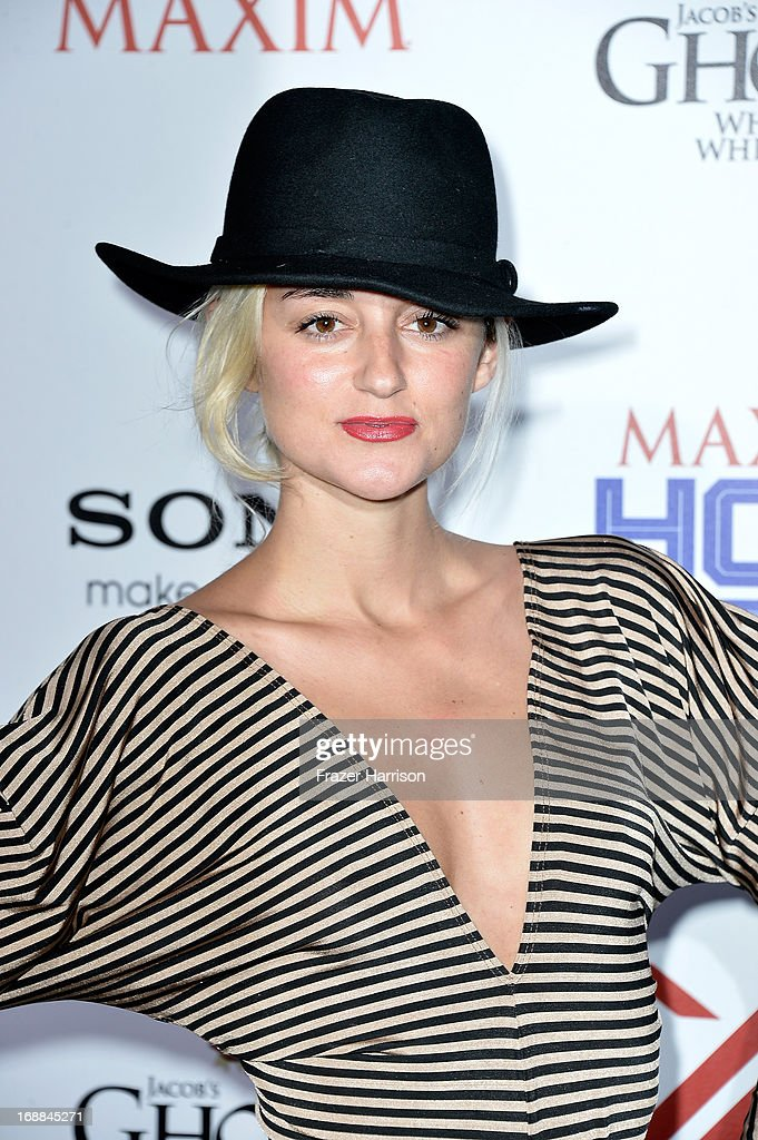 DJ Caroline D'Amore attends the Maxim Hot 100 Party at Create on May 15, 2013 in Hollywood, California.