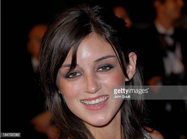 Caroline D'Amore during 2006 Cannes Film Festival XMen 3 The Last Stand Premiere at Palais des Festival in Cannes France