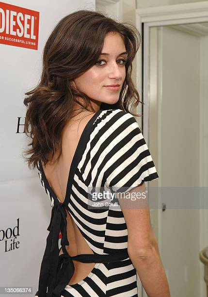 Caroline D'Amore during Diesel Presents Young Hollywood Awards Countdown March 30 2006 at Liberace's Penthouse in Los Angeles California United States