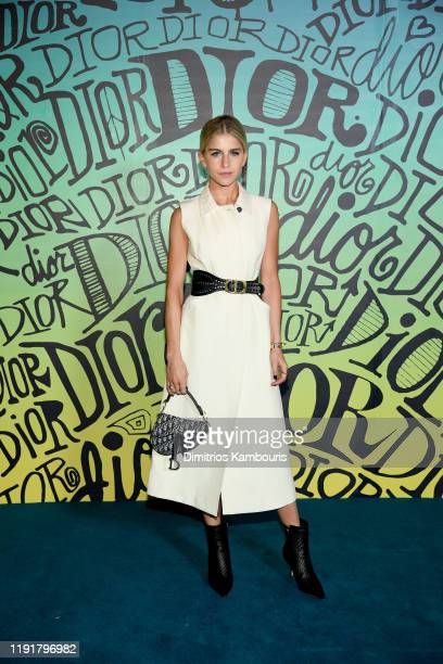 Caroline Daur attends the Dior Men's Fall 2020 Runway Show on December 03 2019 in Miami Florida