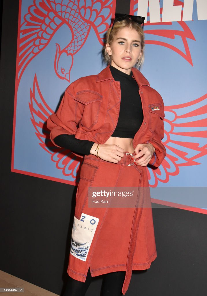 Kenzo : Front Row - Paris Fashion Week - Menswear Spring/Summer 2019
