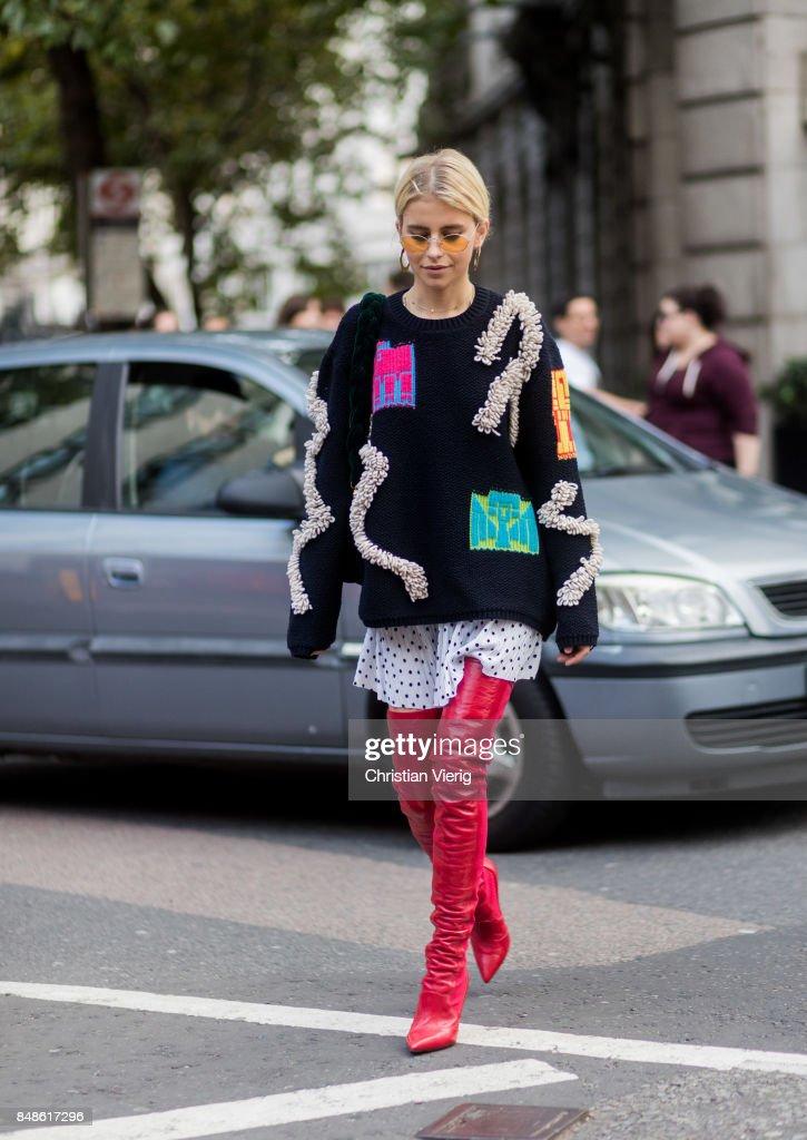 Street Style: Day 3 - LFW September 2017