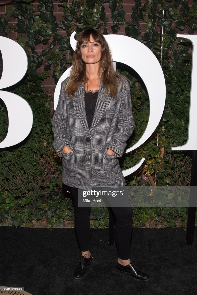 Caroline de Maigret attends the 2017 BoF 500 Gala at Public Hotel on September 9, 2017 in New York City.