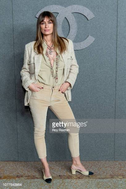 Caroline de Maigret attends the Chanel Metiers D'Art 2018/19 Show at The Metropolitan Museum of Art on December 04 2018 in New York City