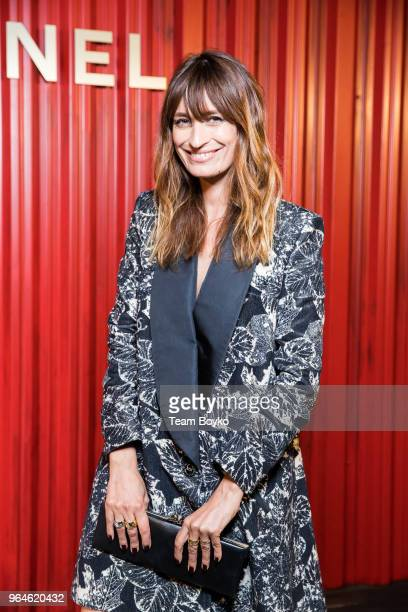 Caroline de Maigret attends the Chanel Replica Show In Moscow Metiers D'Art Paris Hamburg 201718 on May 31 2018 in Moscow Russia