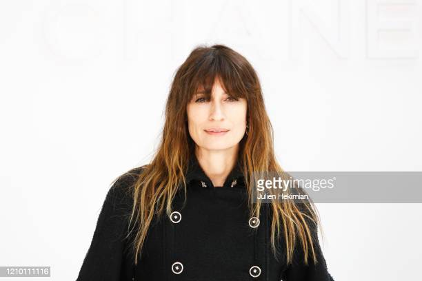 Caroline de Maigret attends the Chanel show as part of the Paris Fashion Week Womenswear Fall/Winter 2020/2021 on March 03 2020 in Paris France