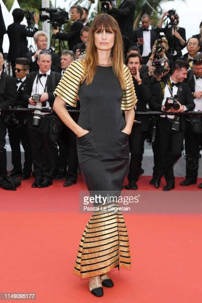 Caroline de Maigret attends the opening ceremony and screening of The Dead Don't Die during the 72nd annual Cannes Film Festival on May 14 2019 in...
