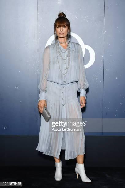 Caroline de Maigret attends the Opening Season Paris Opera Ballet Gala as part of the Paris Fashion Week Womenswear Spring/Summer 2019 on September...