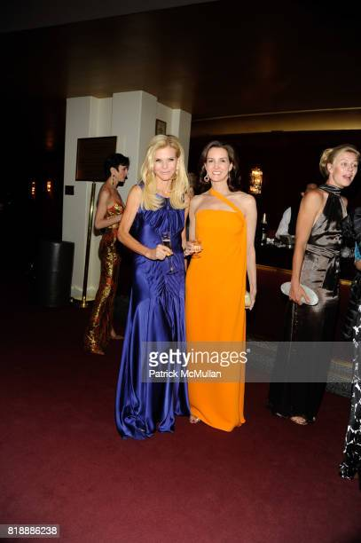 Caroline Dean and Alexia Hamm Ryan attend AMERICAN BALLET THEATRE Celebrates the opening of their 70th Anniversary Season with their Annual Spring...