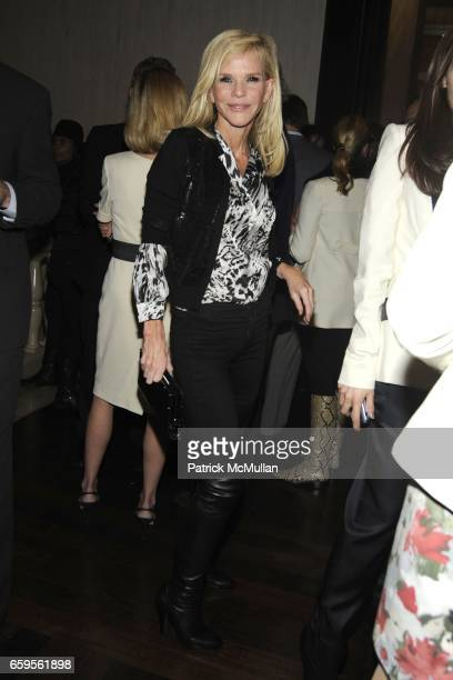 Caroline Dean attends Gwyneth Paltrow and VBH's Bruce Hoeksema Host Cocktail Party for Valentino The Last Emperor at VBH on October 27 2009 in New...