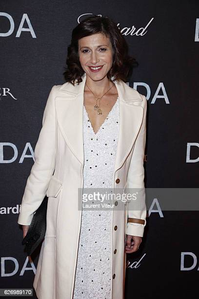 Caroline Ducey attends 'Dalida' Paris Premiere at L'Olympia on November 30 2016 in Paris France