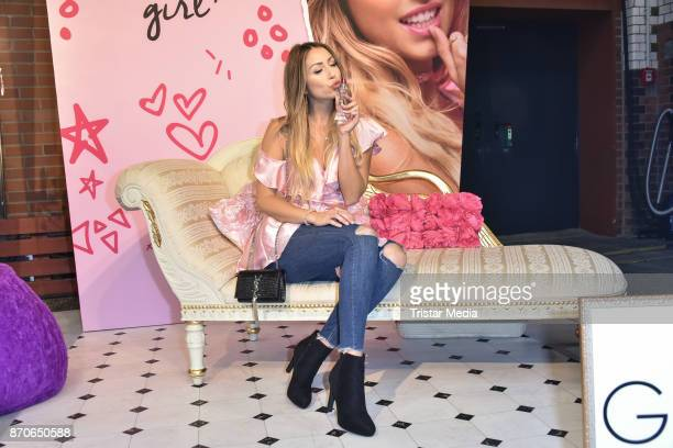 Caroline Einhoff attends the GLOW The Beauty Convention at Station on November 4 2017 in Berlin Germany