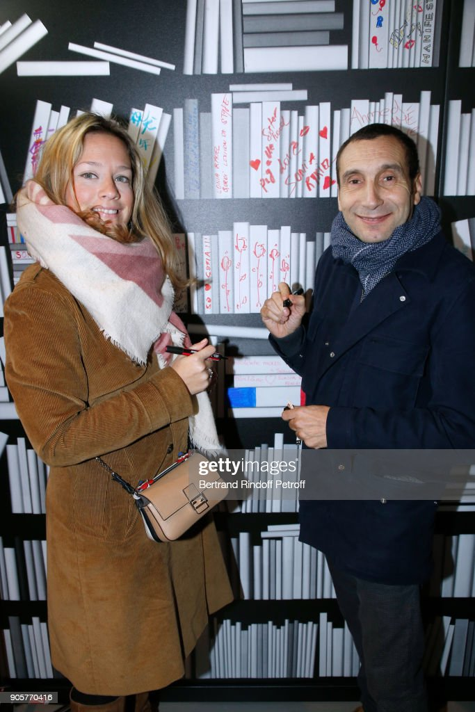 Manifesto Sonia Rykiel - 5Oth Birthday Party At The Flagship Store Boulevard Saint Germain Des Pres